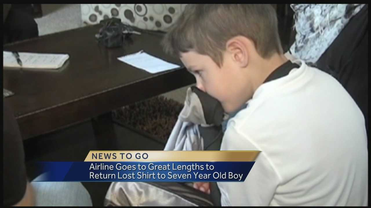 Delta Airlines Goes Above and Beyond for Boy