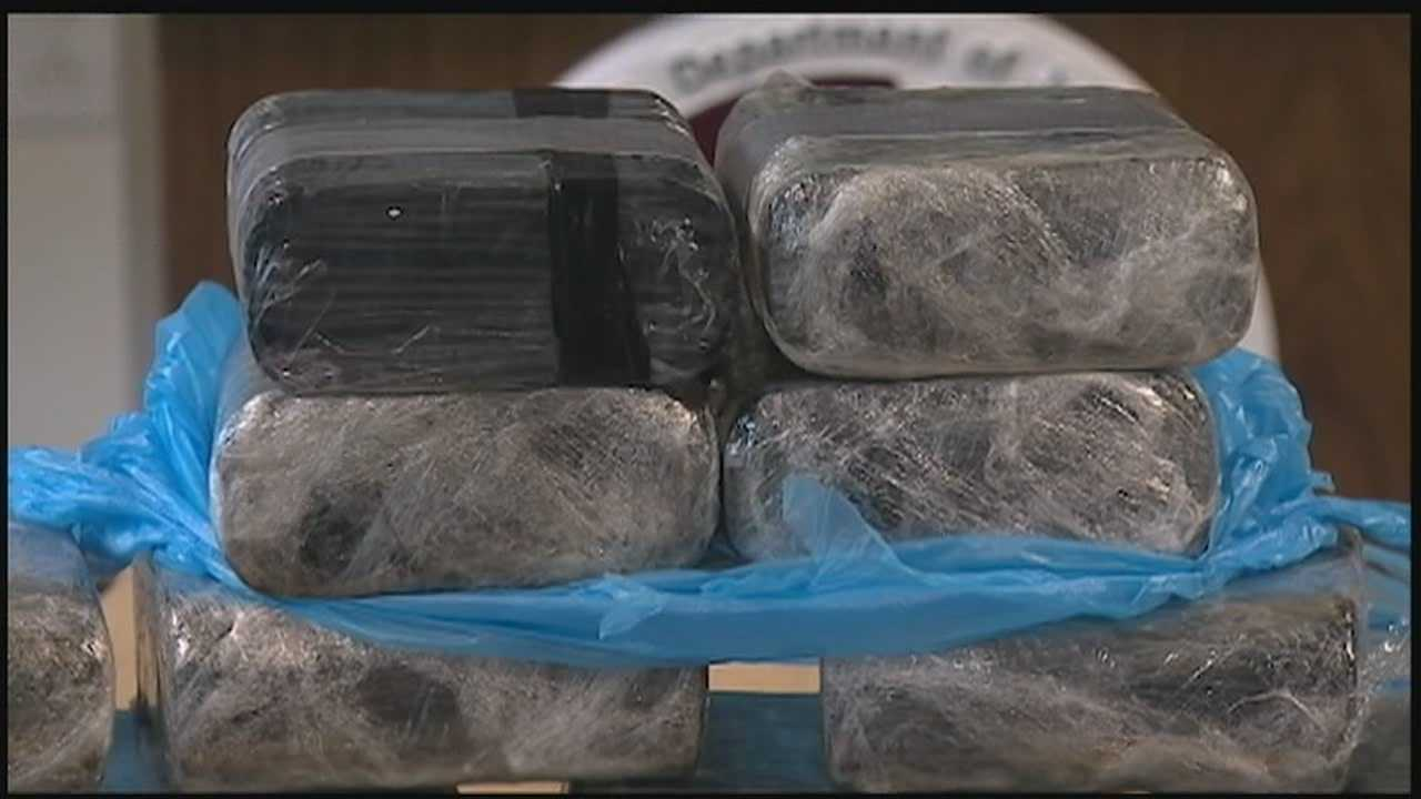 Multi-Million Dollar Cocaine Bust in the Suburbs.