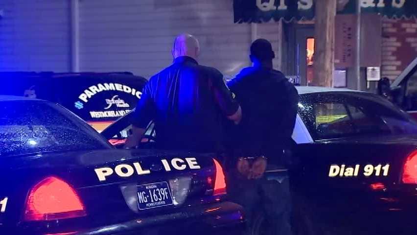 Jeannette shooting suspect