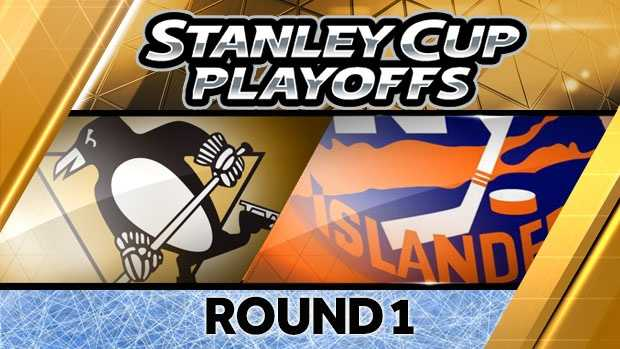 img-Penguins vs Islanders 2013 playoffs