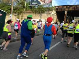 Check out some of the photos sent into the Channel 4 Newsroom from Sunday's Pittsburgh Marathon events.  You can submit your via ulocal@wtae.com or click U Local.