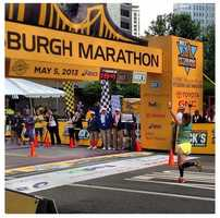 Hands up! You just ran a half marathon