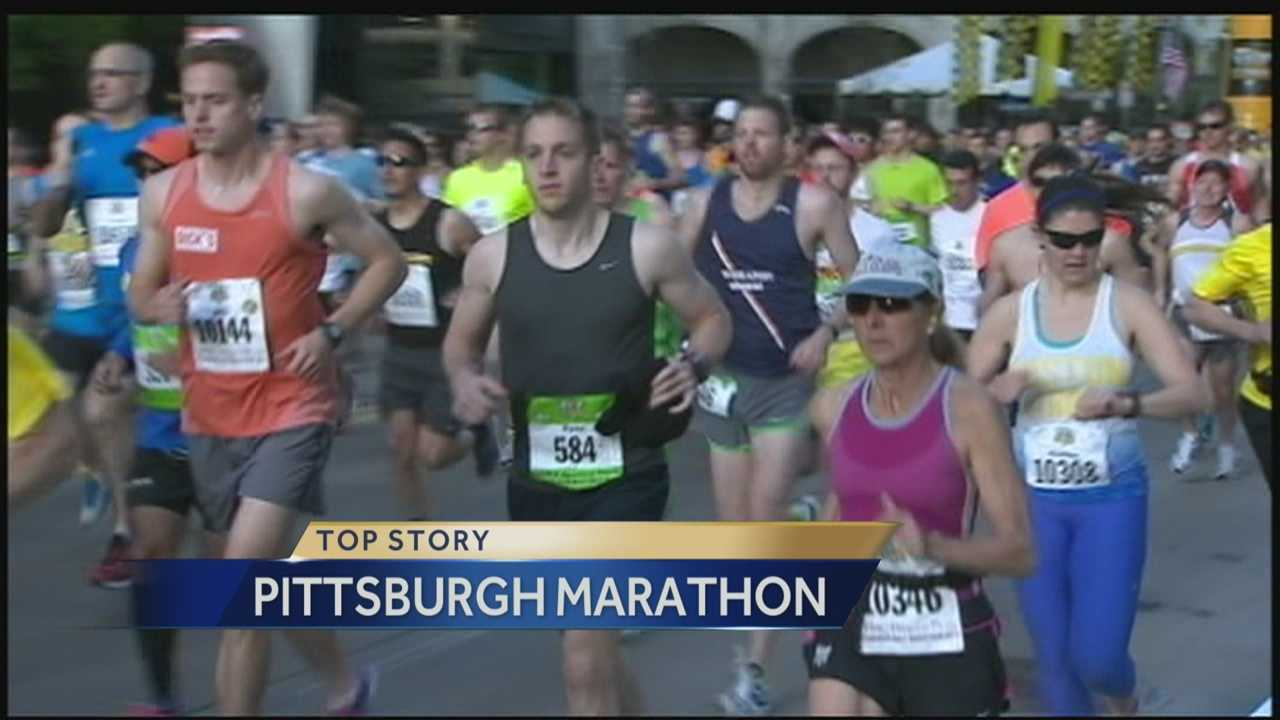 Pittsburgh Marathon: Great Day for Running