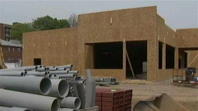 img-Sheetz under construction in New Kensington