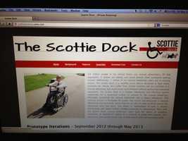 Scottie Dock website