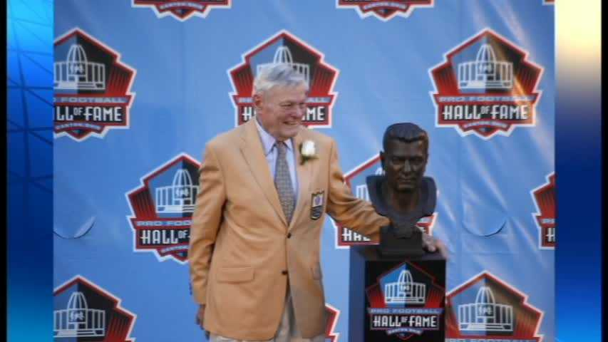 Jack Butler - Hall of Fame induction