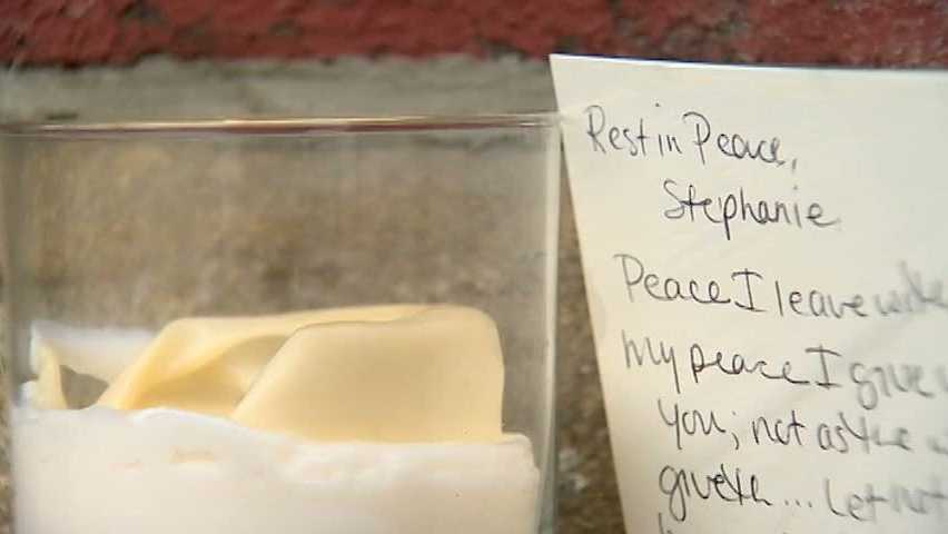 Candle for Stephanie Byrd