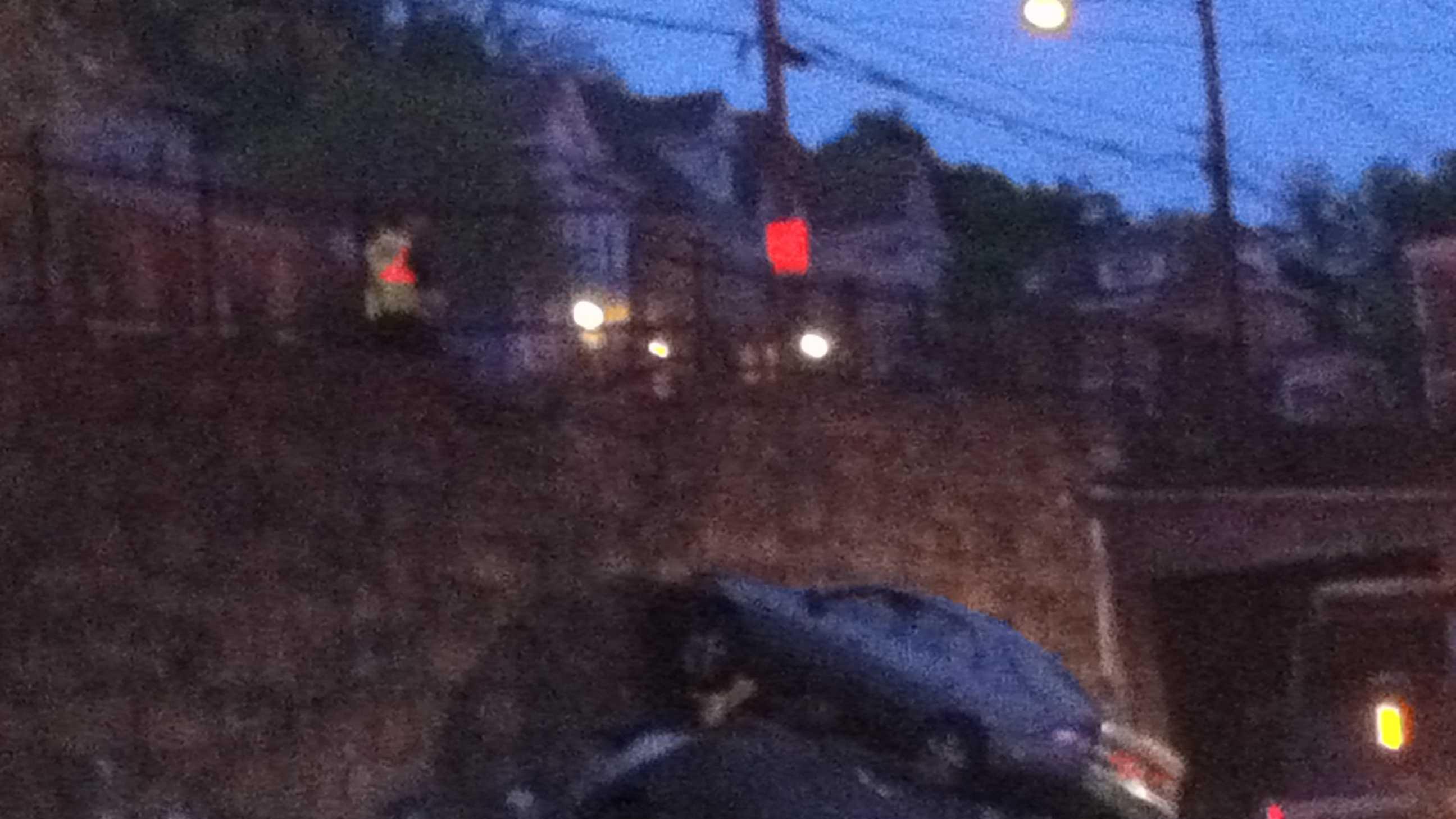 North Braddock crash