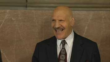 """It is a great privilege to honor Bruno Sammartino today. He has been an inspiration to so many people in our region and across the world who have looked up to him,"" Fitzgerald said in a statement. ""We are truly blessed that he calls Allegheny County home. This is just one small way that we can recognize the contributions that he has made to our county as wrestling's Living Legend."""