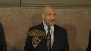 Fifty years ago on May 17, 1963, was when Sammartino got the championship belt for the first time in the old World Wide Wrestling Federation -- now known as the WWE.