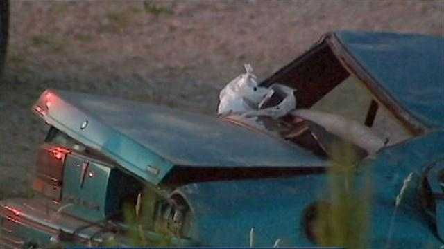 Woman killed in 1-car crash in South Huntingdon