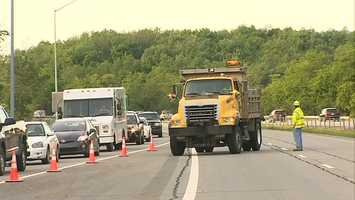 Interstate 376 crash in Hopewell Township