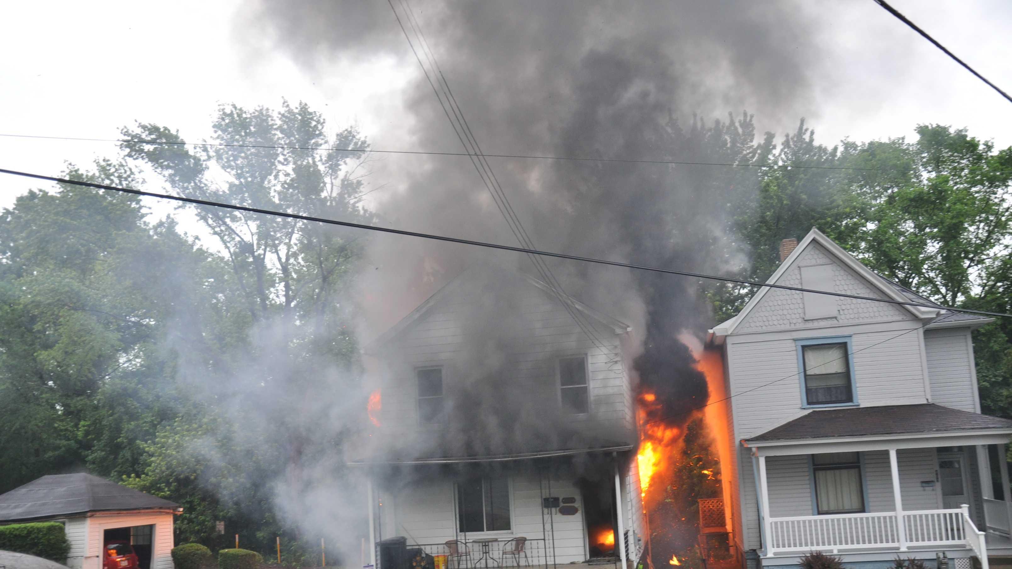New Brighton House Fire