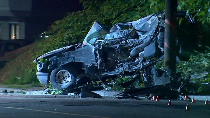 Beechview crash