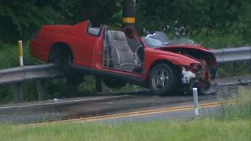 Alyssa McKee, 19, was killed in a crash on Route 68 in Zelienople.