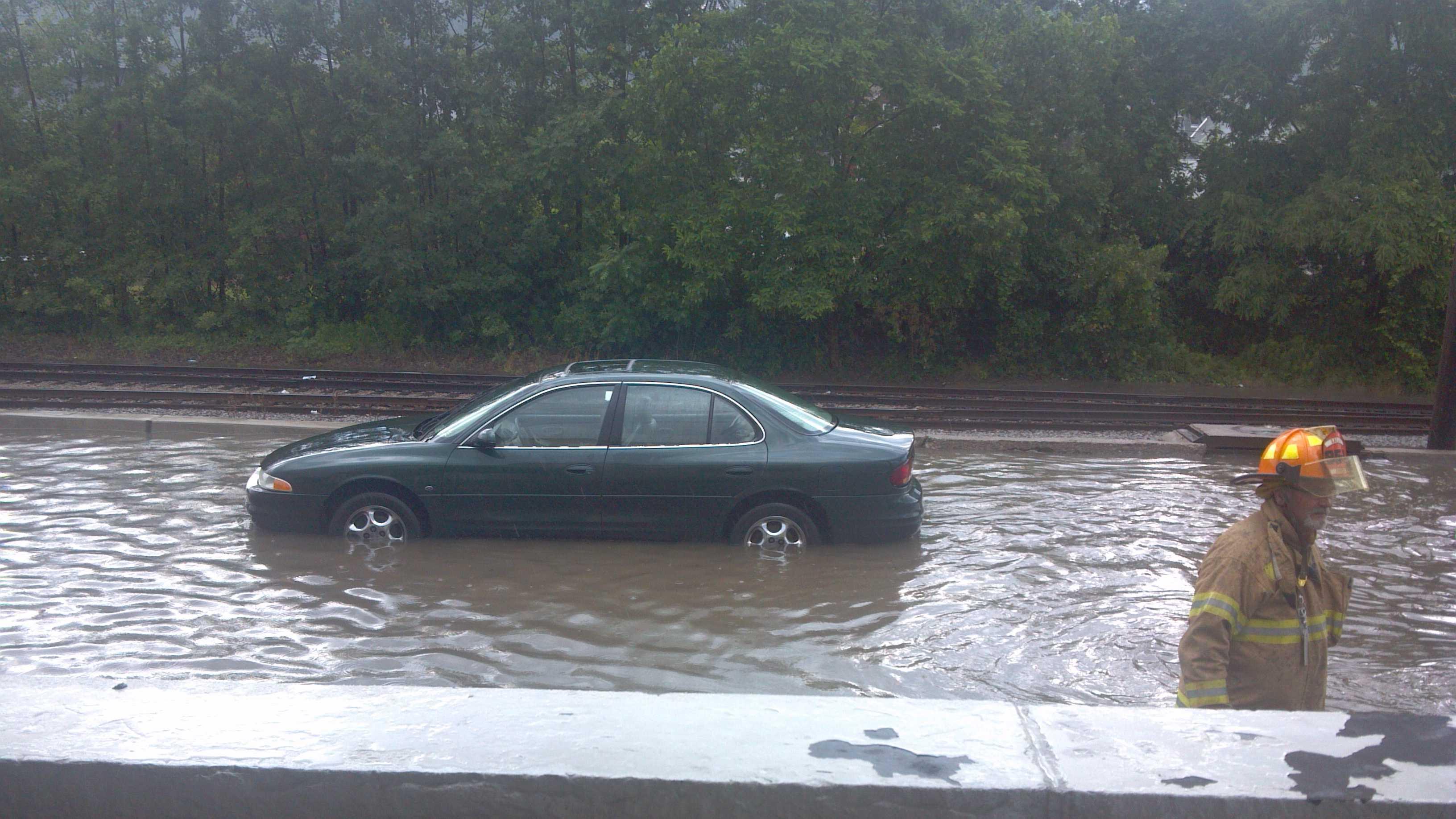 New Kensington flooding 02
