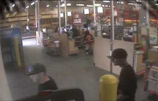 Image recorded at Home Depot in East Liberty