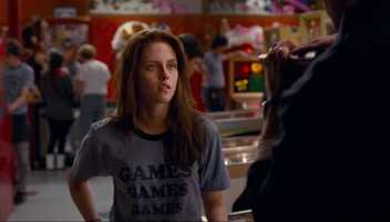 "Ashley was an extra in the 2009 movie ""Adventureland,"" which was filmed at Kennywood. That's Ashley over Kristen Stewart's shoulder sporting her best ""Flashdance"" look. The movie takes place during the summer of 1987."