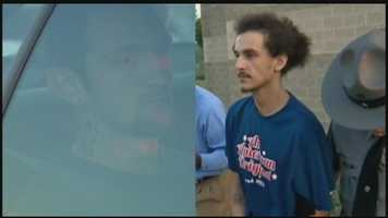 The suspects: Craig Rugg (left) and Paul Bannasch (right)