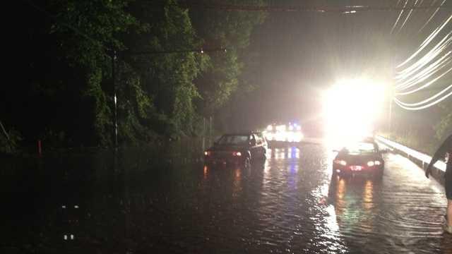 O'Hara Township water rescue