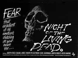 """Director George Romero filmed most of his Living Dead movies -- such as """"Night of the Living Dead"""" and """"Dawn of the Dead"""" -- in the Pittsburgh area."""