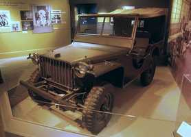 The first Jeep was developed in Pittsburgh by the American Bantam Car Company.(examiner.com)