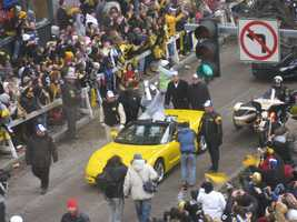 The Pittsburgh Steelers have won six Super Bowls in their history.(visitpittsburgh.com)