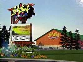 The new Lady Luck Casino at Nemacolin Woodlands is expected to open July 1.