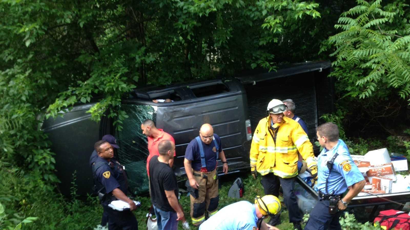 img-Brookline truck crash