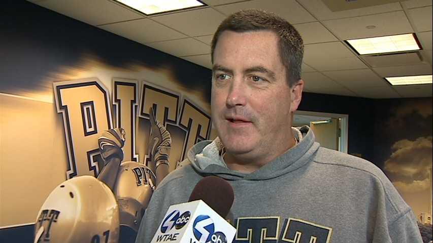 Pitt Football Coach Paul Chryst on Joining ACC