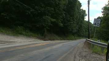Leechburg Road in Plum.