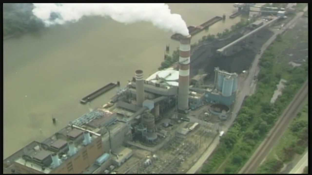 FirstEnergy coal-fired plant