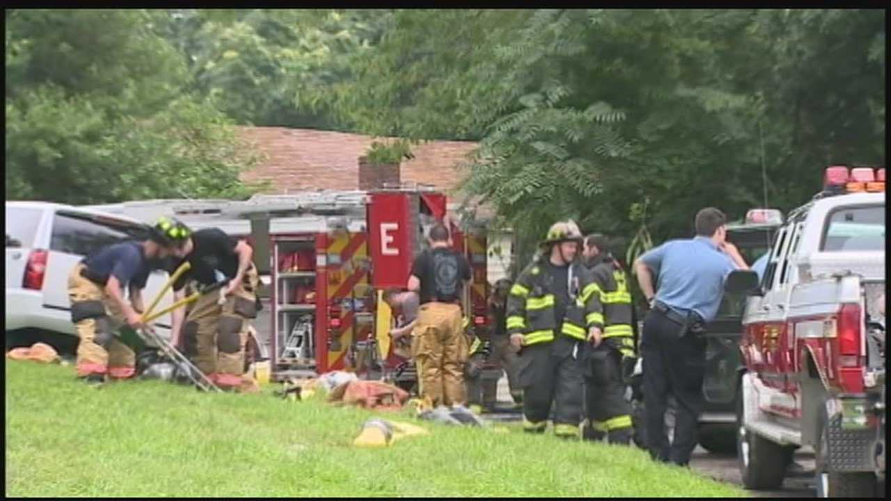 Fire Damages Mt. Lebanon Home Due to Storms