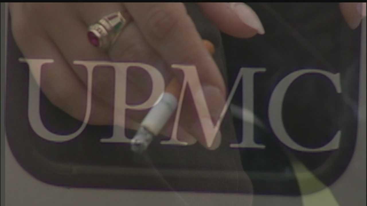 UPMC smoking