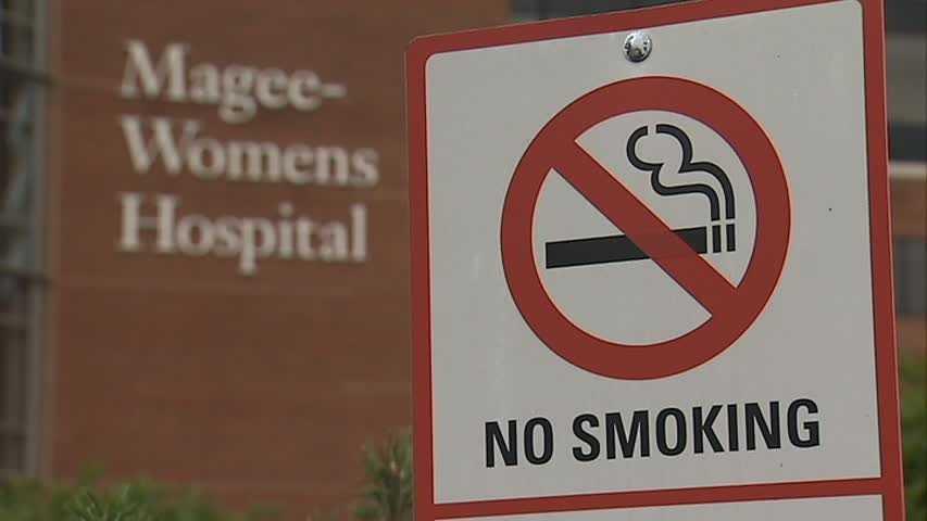 UPMC no smoking