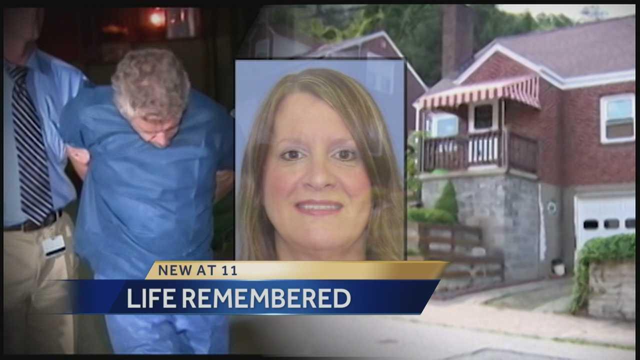 Service Hheld for slain Plum woman