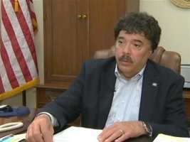 State Rep. Dom Costa is a native Pittsburgher and the city's former police chief.