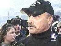 Rocky Bleier was a Steelers running back and still lives in Pittsburgh.