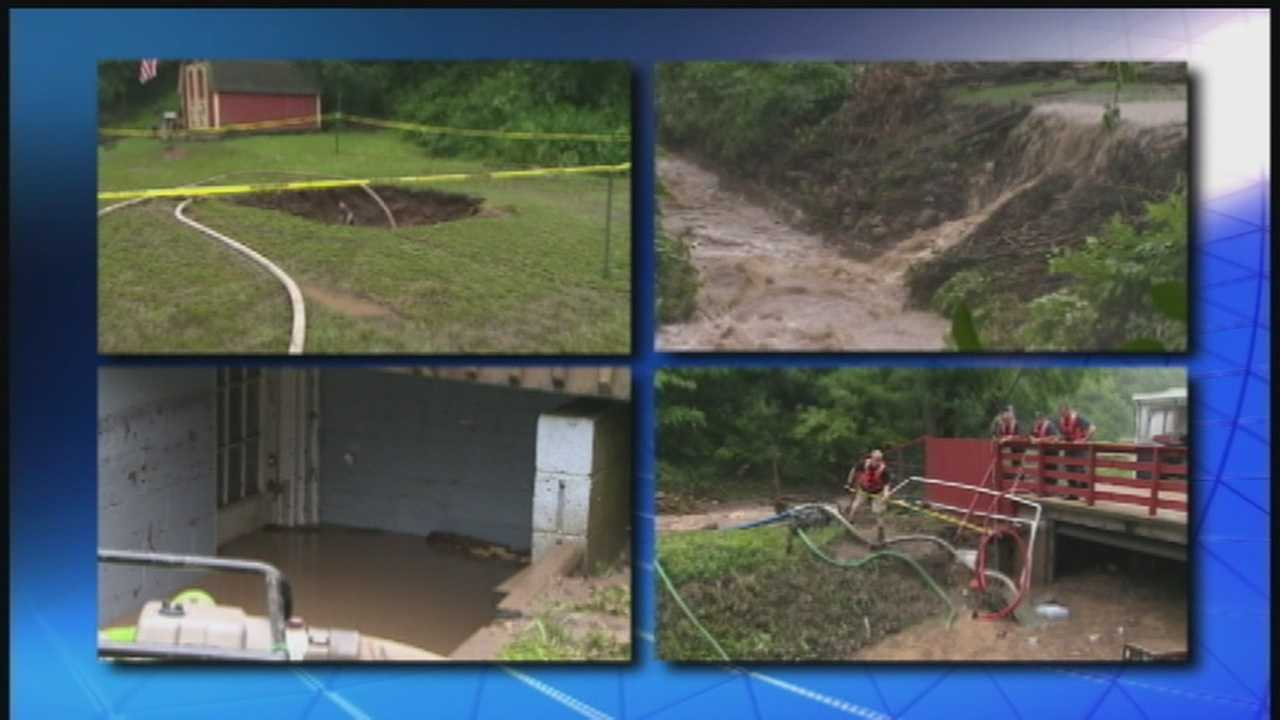 More storms brings more flash flooding