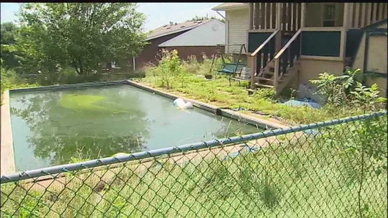 img-pool in back yard of vacant home