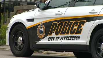 Pittsburgh police confirm they're investigating a photo that surfaced online of an officer wearing a unicorn mask and posing with an adult film star after she was asked to leave PNC Park, but one of the women involved insists the officer shouldn't be punished.