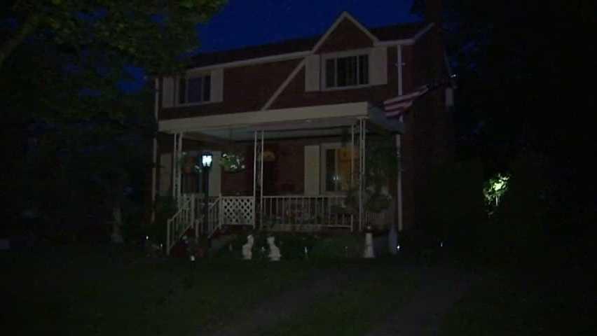 Violent home invasion in Brookline