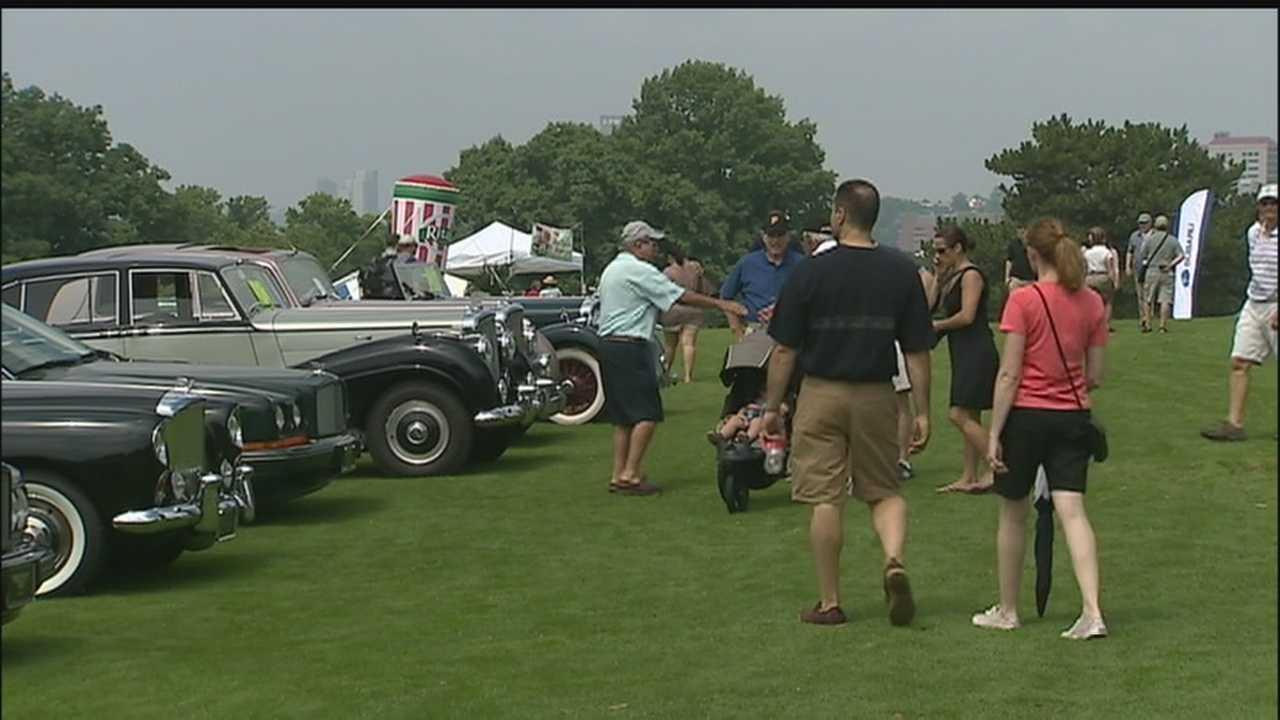Pittsburgh Vintage Grand Prix underway, growing