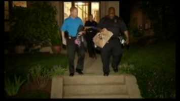Pittsburgh police removed bags full of evidence from Dr. Autumn Klein's house after her death.