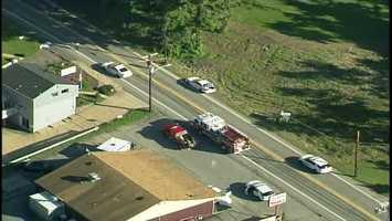 Edward Joyce, 81, was fatally struck by a car on Saltsburg Road in Penn Hills.