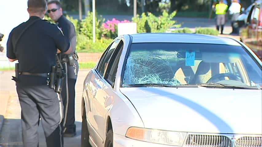 Penn Hills pedestrian crash 6
