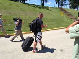 Former first-round draft pick David DeCastro arrives for his second training camp.