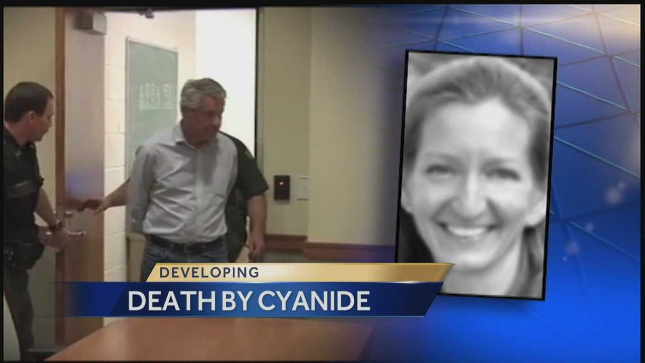 Death by Cynanide: How the Arrest was Made