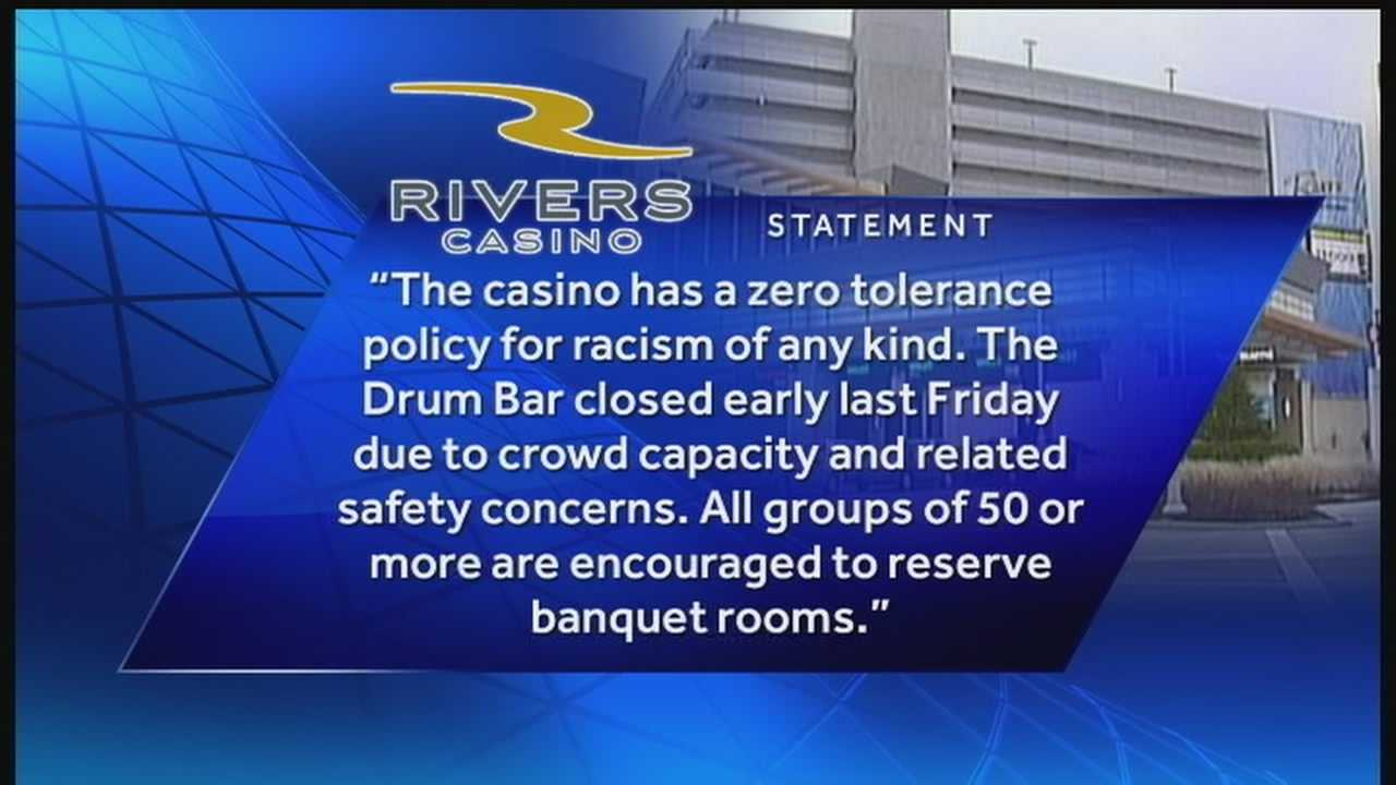 Rivers Casino statement