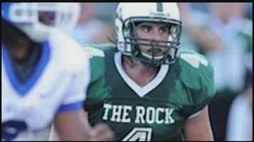 Zachary Sheridan played football at Slippery Rock University and Seton-La Salle High School.
